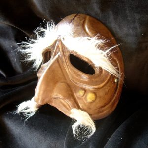 Masque de commedia dell'arte - Pantalone