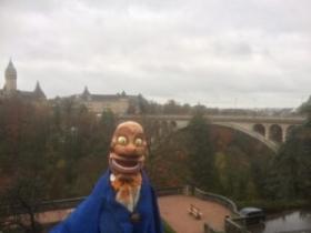 Puppet, marionnettes, Igor, Luxemburg