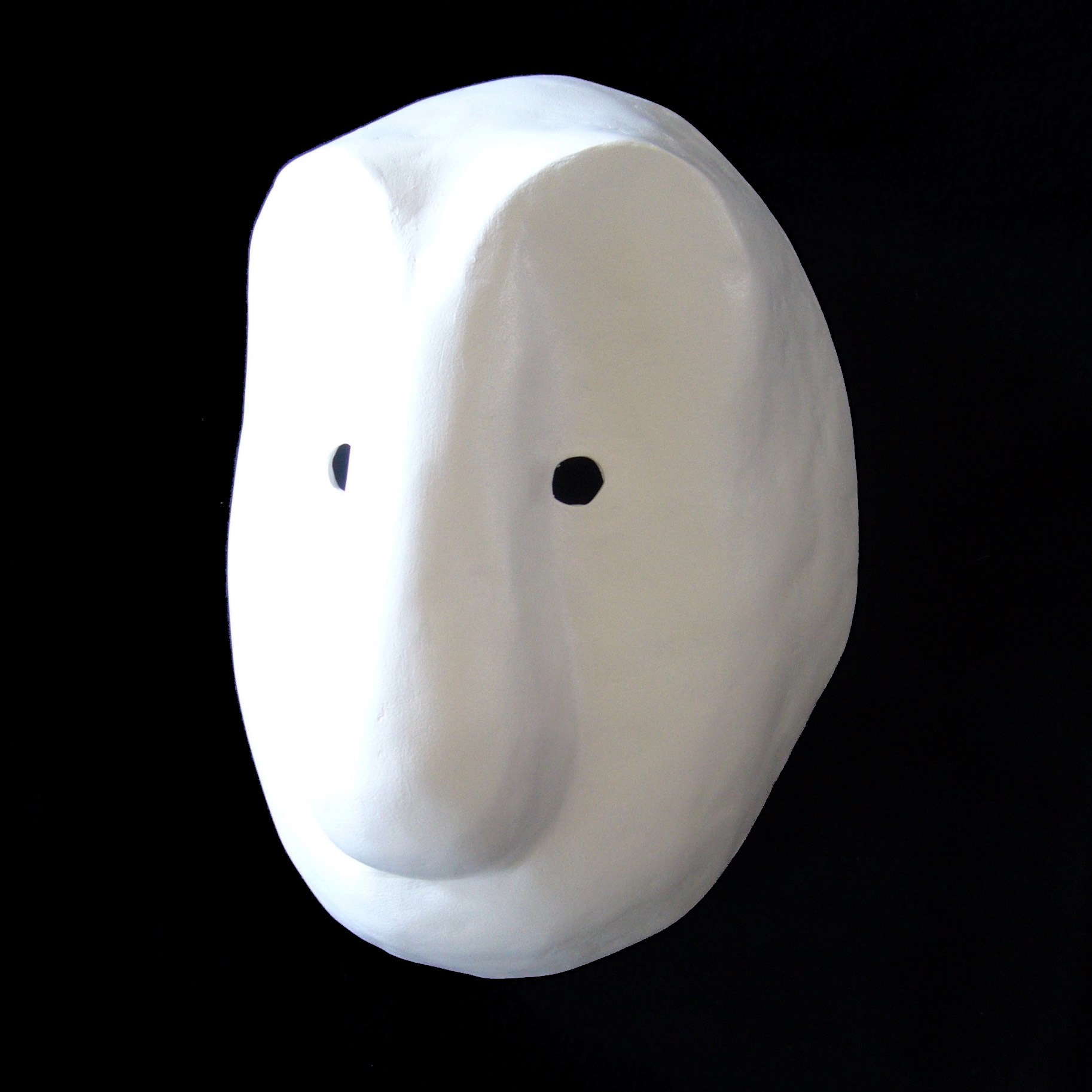 Masque larvaire, larval, lecoq, Baslermasken, theatre