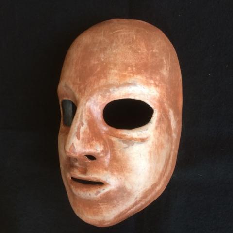 Neutral Mask, masque neutre, Lecoq, théâtre