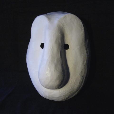 Masque larvaire