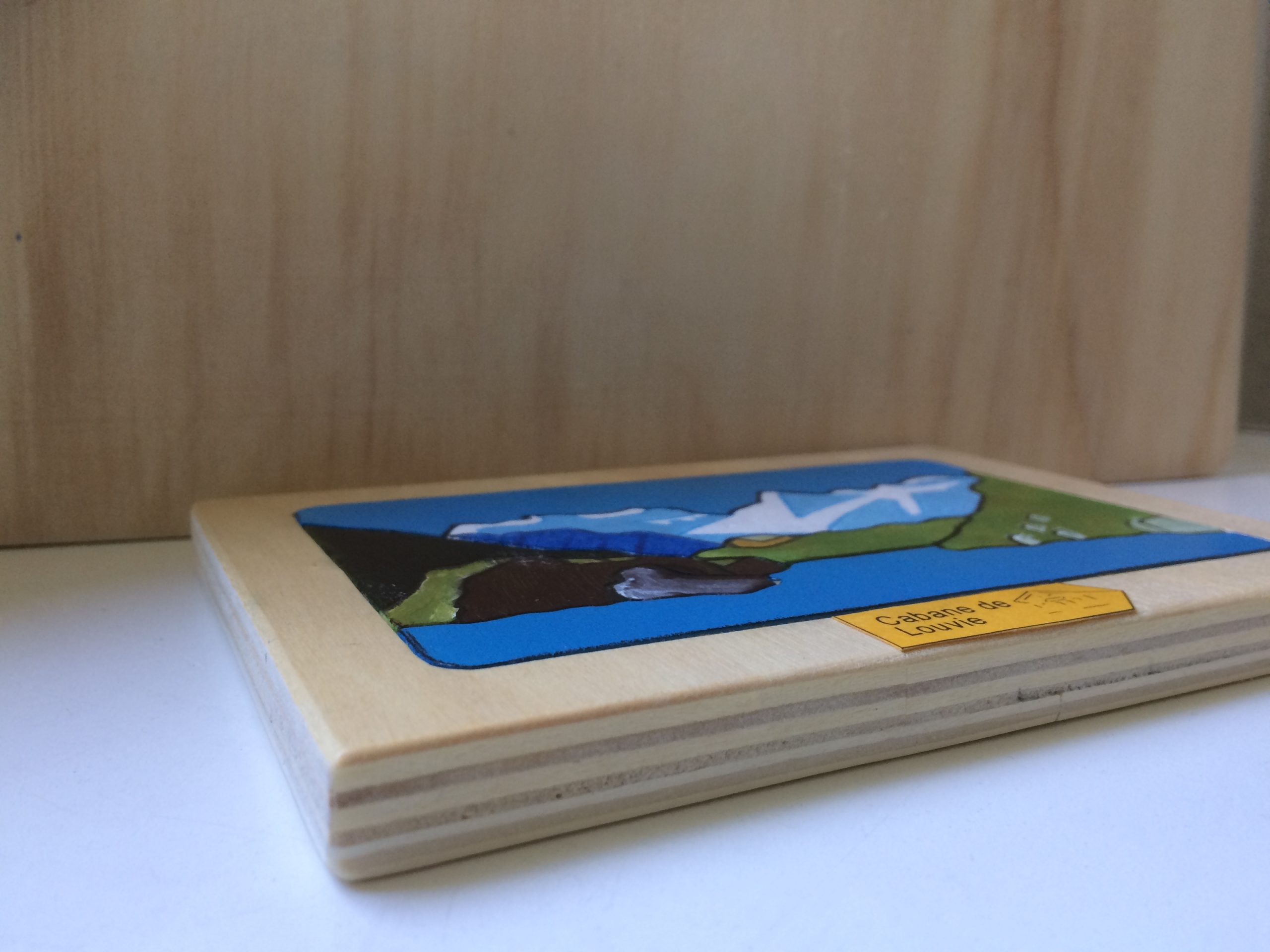 petit, puzzle, wood, jigsaw, nature, handmade