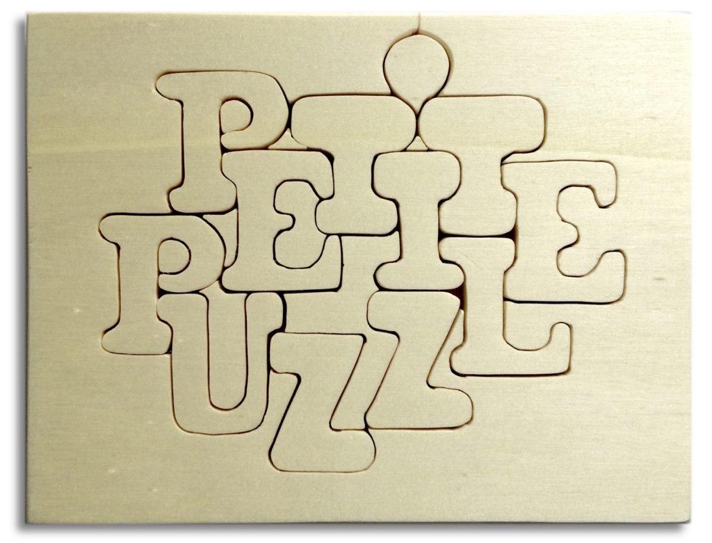 Petit Puzzle plaquette